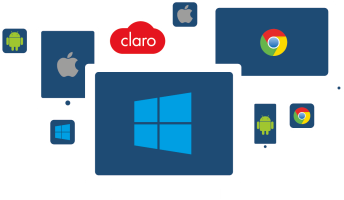 Claro Software Web Apps