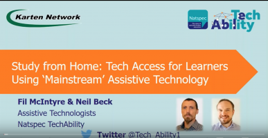 Techability-learners using mainstream tech