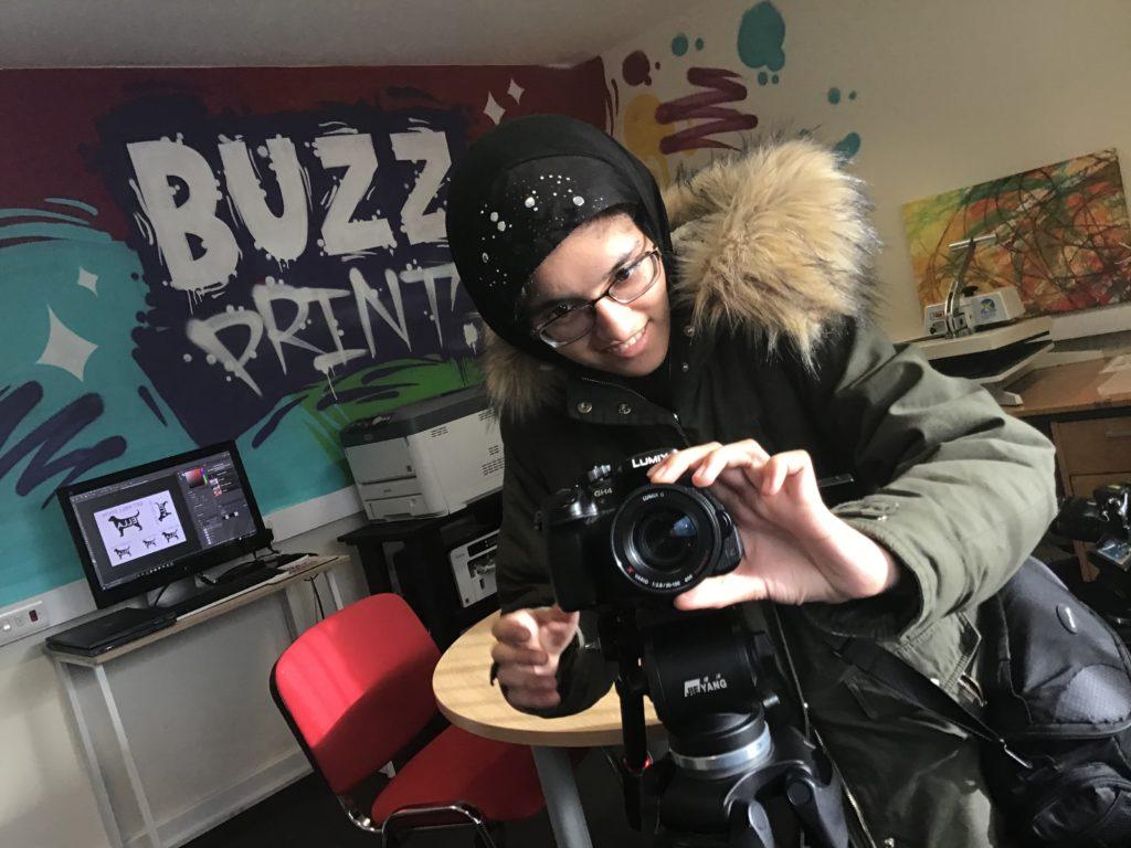 Zulaika Filming